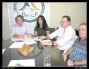 Reunião da Diretoria da Diref -2
