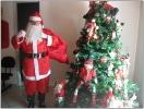 Natal Luminoso Solidário Papai Noel Federal entrega presentes-2