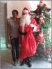 Natal Luminoso Solidário Papai Noel Federal entrega presentes-5