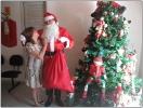 Natal Luminoso Solidário Papai Noel Federal entrega presentes-6