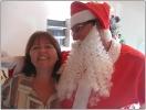 Natal Luminoso Solidário Papai Noel Federal entrega presentes-7