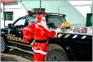Natal Luminoso Solidário Papai Noel Federal entrega presentes-8