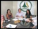 Reunião da Diretoria da Diref-1